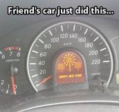 Thank you car…