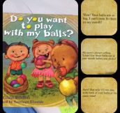 Children books these days…