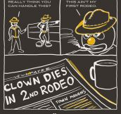 The Rodeo…