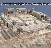 Ancient Grece inside a computer…