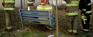 Fire chief revenge…