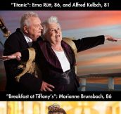 Nursing home dresses senior citizens up in famous classic movie roles for calendar…