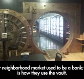 How to transform a bank into a market…