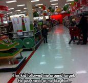 Target creeper…
