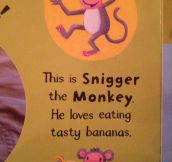 I wouldn't read this book out loud to my children…