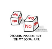 Decision making dice…