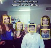 Face recognition…