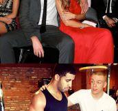 Guy photoshops himself into celebrity photos…