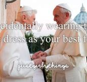 Just pope things…