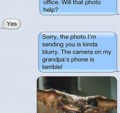 This guy handles prank texts like a pro…