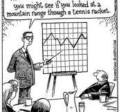 How I see statistics class…