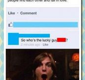 Ugly people in love…