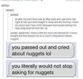 Give Me Nuggets