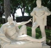 Bizarre Statues From Around The World (23 pics)