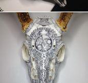 Animal Skull Art