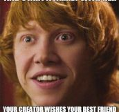 Bad Luck Ron