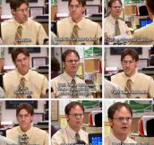 One of the best scenes from The Office