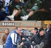 Welcome to Bosnia