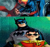 Well, we are not all superheroes