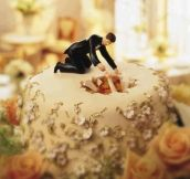 20 Wedding Cake Toppers That Are Freaking Awesome