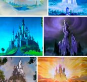 The Castles…