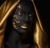 Beautiful makeup techniques…