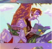 Ed, Edd 'n' Eddy grown up…