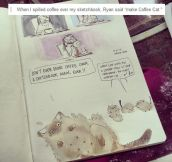 The story of Coffee Cat…