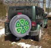 Cozy tire…