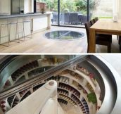 The coolest cellar for your kitchen…