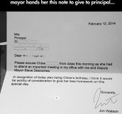 Mayor of Ottawa, or mayor of Town Awesome…
