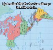 America, duck yeah!