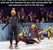 Australia's first ever winter Olympics gold…