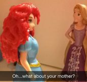 It's complicated Merida…
