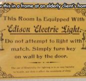 This sign really light me up…