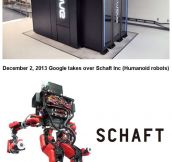 Skynet is rising…