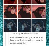 Leave it to Disney to create approachable characters…