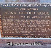 84 years of animosity…
