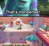One of Pixar's darkest jokes…
