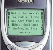 A true indestructible horcrux…