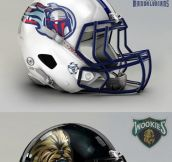 NFL meets Star Wars…