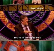 Jeremy Clarkson on Chainsaws…