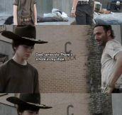 Oh, Rick…