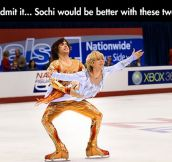 How to improve your Olympics…