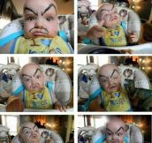 Chola Eyebrows…