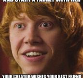 Bad Luck Ron…