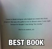 Best book ever…