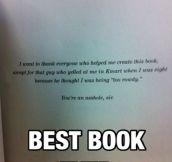 Best book ever…