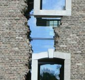 Incredible windows design…