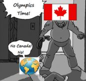 Its Winter Olympics time…